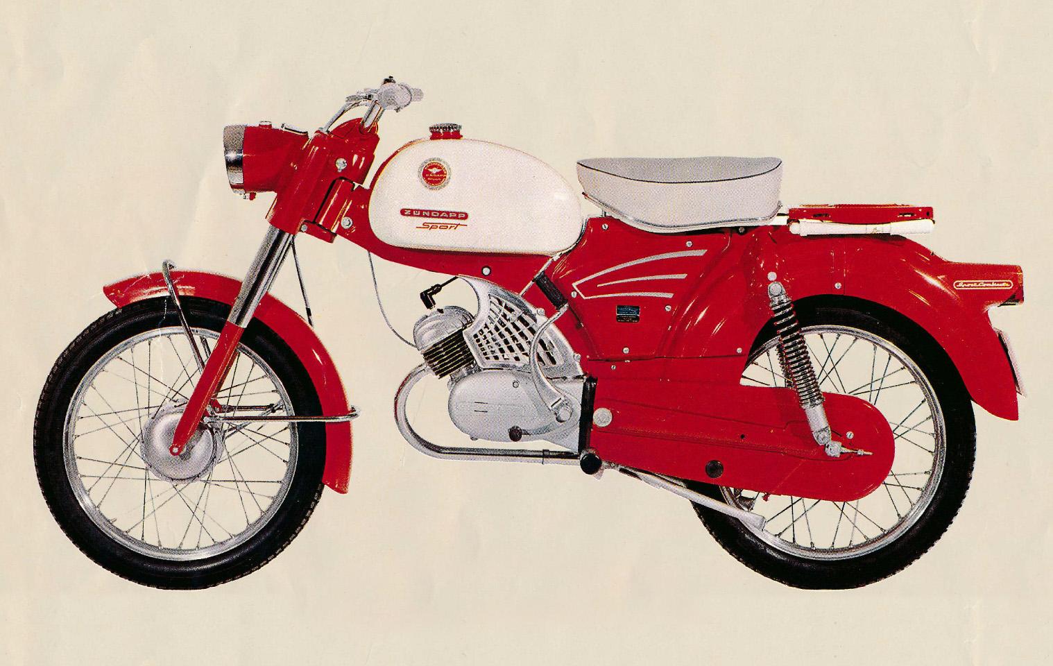 Sport Combinette 1966